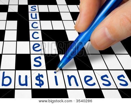 Crossword - Business And Success