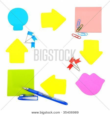 Stickers And Stationery