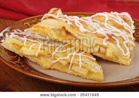 Two Apple Turnovers
