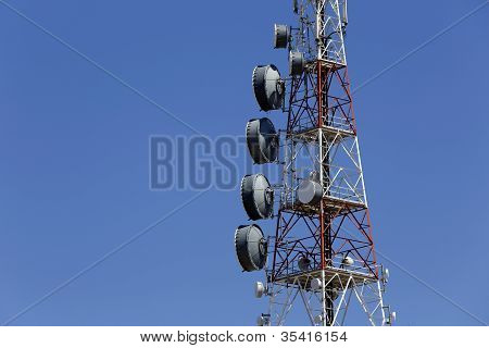 Communication, Tower.