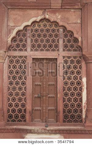 Mughal Doorway
