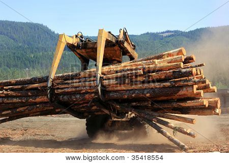 Log Mover
