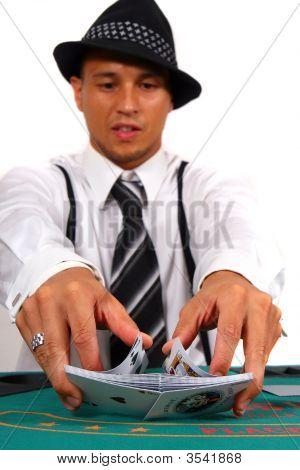 Cool Poker Dude