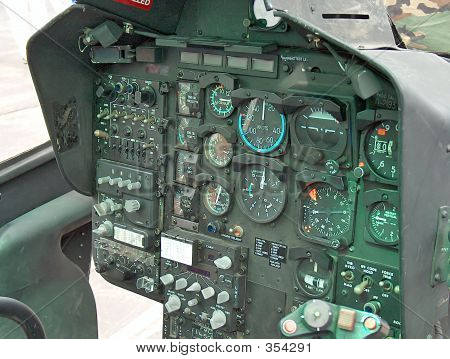 Helicopter Cockpit