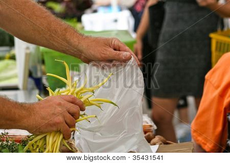Farmers' Market sale