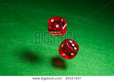 Rolling Red Dice