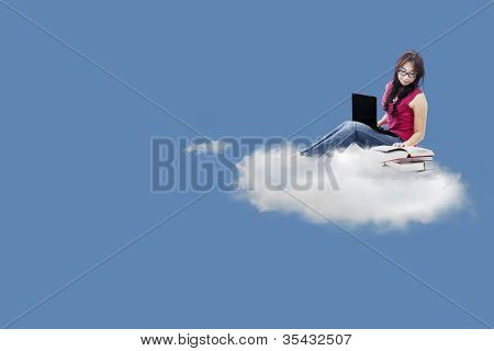 Studying On The Cloud