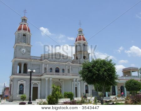 The Manzanillo Parish Church