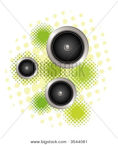 Speaker Gounge