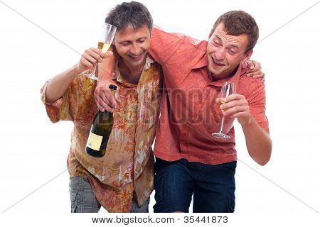 Drunken Men