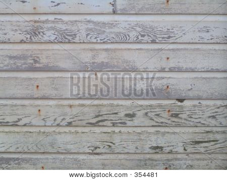Faded Bleached Boards