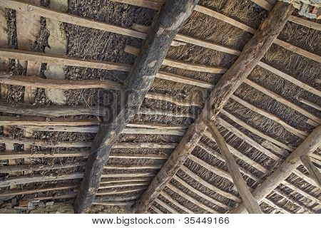 Antique roof