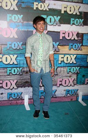LOS ANGELES - JUL 23:  Kevin McHale arrives at the FOX TCA Summer 2012 Party at Soho House on July 23, 2012 in West Hollywood, CA