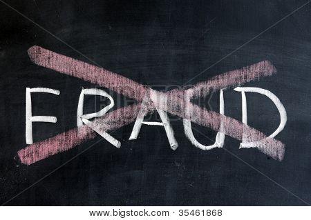 Hay fraude