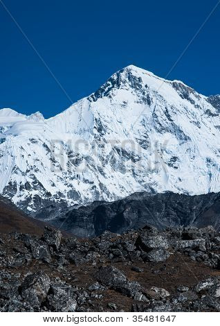 Cho Oyu Peak: One Of The Highest Summits In Himalayas