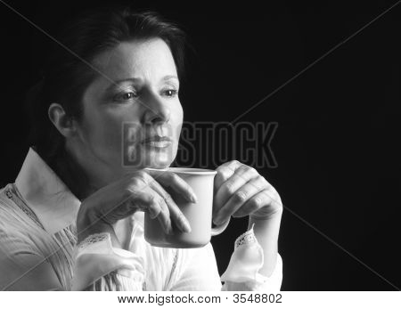 Contemplation Over Coffee