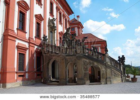 Troja The Prague Castle