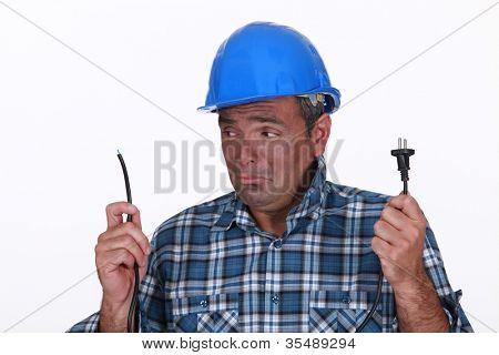 Useless electrician