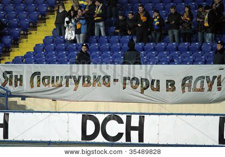 FC Metalist Kharkiv fãs