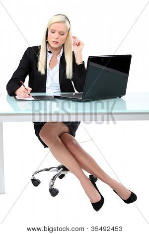Secretary scoring event