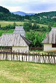Rural Landscape Serbia poster