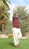 PALM SPRINGS - FEB 7: Richard Karn at the 15th Frank Sinatra Celebrity Invitational Golf Tournament