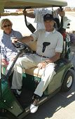 PALM SPRINGS - FEB 7: Tom Hallick at the 15th Frank Sinatra Celebrity Invitational Golf Tournament a