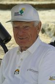 PALM SPRINGS - FEB 7: Jack Whitaker at the 15th Frank Sinatra Celebrity Invitational Golf Tournament