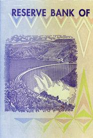 picture of billion  - Part of expired Zimbabwean bill of ten billion dollars - JPG