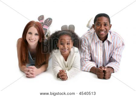Interracial Family