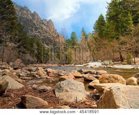 South Boulder Creek At Eldorado