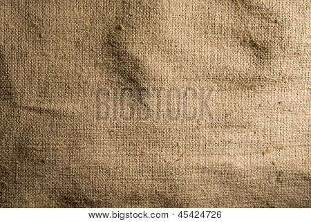 Mint Burlap Canvas Texture For Background