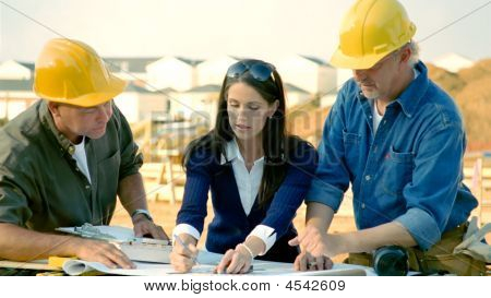 Architect And Contractors