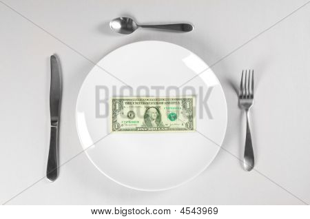 Hungry For Money