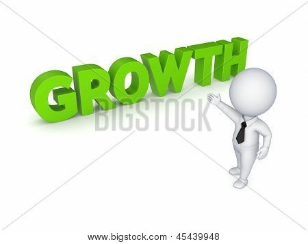 Word GROWTH.