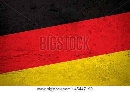 German Vintage Flag
