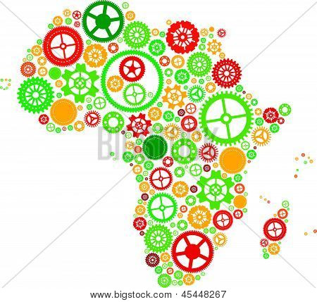 Africa In Cogs