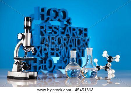 Sterile conditions, Laboratory glassware