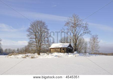 A Old Barn