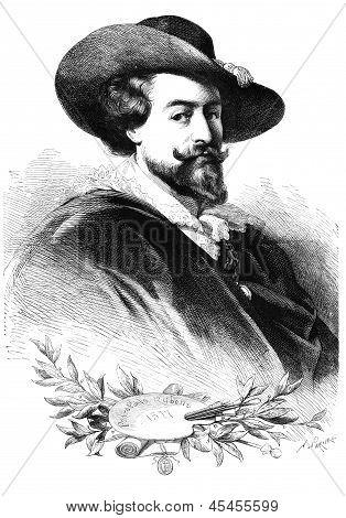 Rubens Portrait