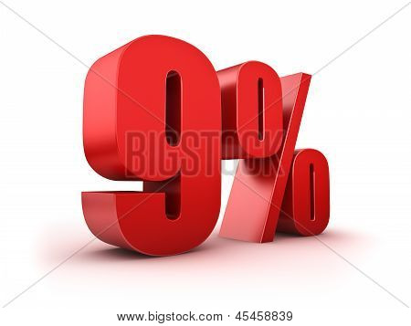 9 Percent