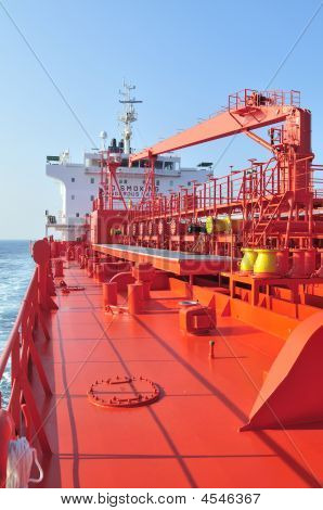 Tanker Crude Oil Carrier Ship
