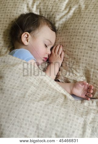 Sleping Child