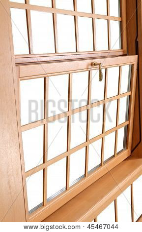Wood Double Hung Windows, Traditional American Window.