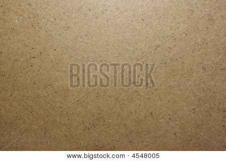 Brown Fiber Board As Background Or Backdrop For Your Design.
