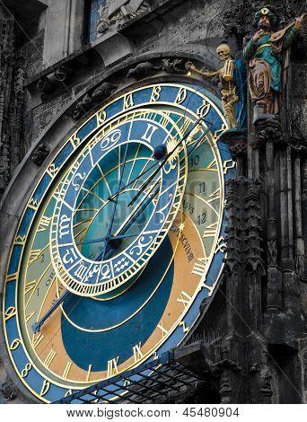 Astronomical Clock - Praha Landmark