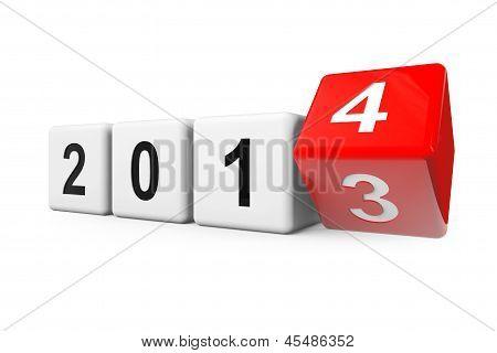 Transición del año 2013-2014