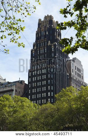 View Of American Radiator Building