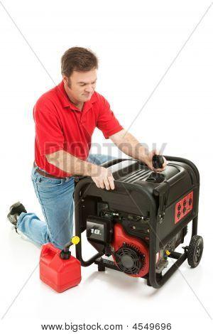Desastres - generador de comprobación