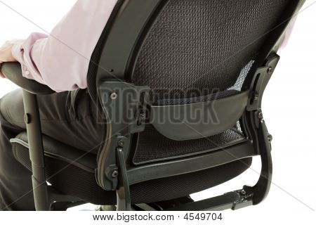 Ergonomic Chair - Lumber Support